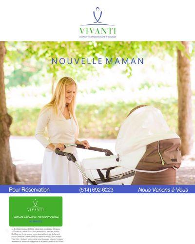 Nouvelle Maman Vivanti 2017