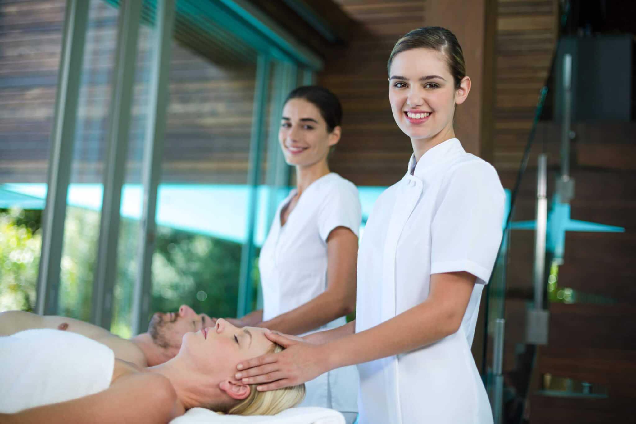 massage tissues profonds
